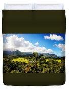 Kuhio Hwy Outlook Duvet Cover
