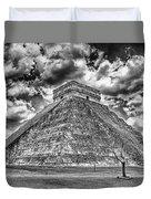 Kukulcan Pyramid V2 Duvet Cover