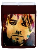 Kurt Cobain 3 Duvet Cover