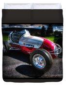 Kurtis Kraft Racer Duvet Cover