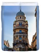 La Adriatica Building, Seville Duvet Cover