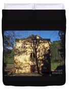 La Alhambra  Infantas Tower Duvet Cover