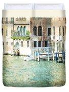 La Canal - Venice Duvet Cover