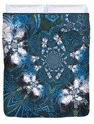 La Danse Des Papillons Duvet Cover