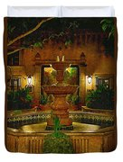 La Fuente At Tlaquepaque Duvet Cover