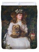 La Jeunesse, 1884 Duvet Cover