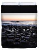 La Jolla Surf Session Duvet Cover
