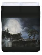 La Luna Bianca Duvet Cover