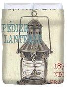 La Mer Lanterne Duvet Cover