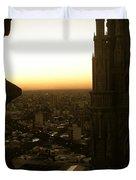 La Plata - Cathedral Duvet Cover