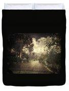 La Pluie 4.45 Duvet Cover