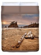 La Push Duvet Cover