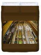 La Sagrada Familia Iv Duvet Cover