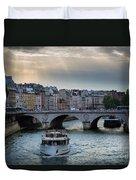 La Seine Duvet Cover