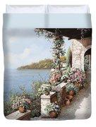 La Terrazza Duvet Cover