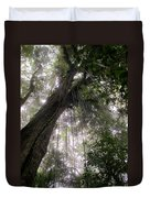 La Tigra Rainforest Canopy Duvet Cover
