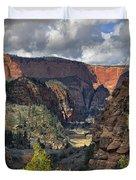 La Verkin Creek Duvet Cover