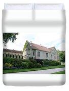L'abbaye De Fontenay Duvet Cover