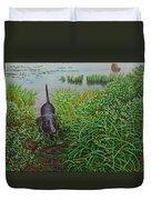 Labrador Duvet Cover