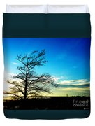 Lacassine Tree Duvet Cover