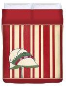 Ladies Hat, From Les Robes De Paul Duvet Cover