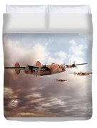 Lady Be Good Duvet Cover