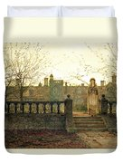 Lady Bountiful Duvet Cover