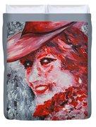Lady Di Duvet Cover