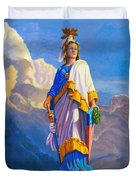 Lady Freedom Duvet Cover