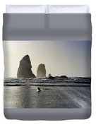 Lady Jessica Of The Great Northwest Duvet Cover