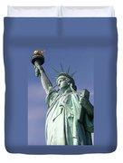 Lady Liberty 01 Duvet Cover