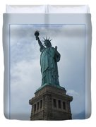 Lady Liberty Duvet Cover