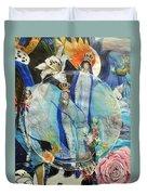 Lady Madonna Duvet Cover