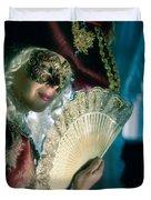 Lady Of Renaissance Duvet Cover