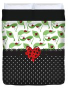 Ladybug Special Duvet Cover