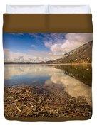 Lago Di Annone Duvet Cover