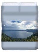 Laguna De Apoyo Nicaragua 2 Duvet Cover