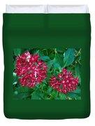 Lahaina Flowers 1 Duvet Cover