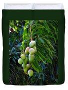 Lahaina Mango 1 Duvet Cover