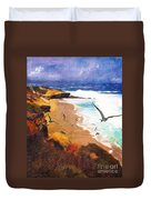 Lajolla Afternoon Duvet Cover
