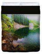 Lake 8 Duvet Cover