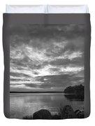 Lake Auburn  7p00297 Duvet Cover