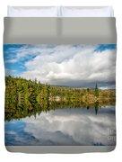 Lake Bodgynydd Duvet Cover