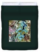 Lake Carnegie Western Australia Duvet Cover by Adam Romanowicz