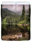 Lake Elizabeth Duvet Cover