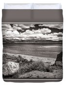 Lake Granby Duvet Cover