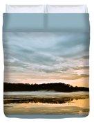 Lake Hamilton Duvet Cover