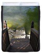 Lake House Duvet Cover