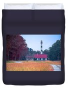Lake Mattamuskeet Pumping Station Duvet Cover