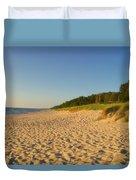 Lake Michigan Dunes 03 Duvet Cover